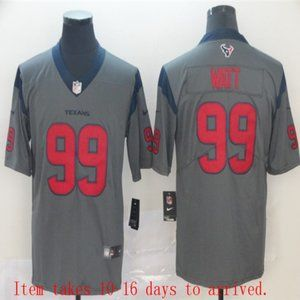 Texans #99 JJ Watt Jersey Inverted